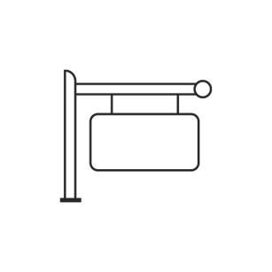 Icon für Schilder